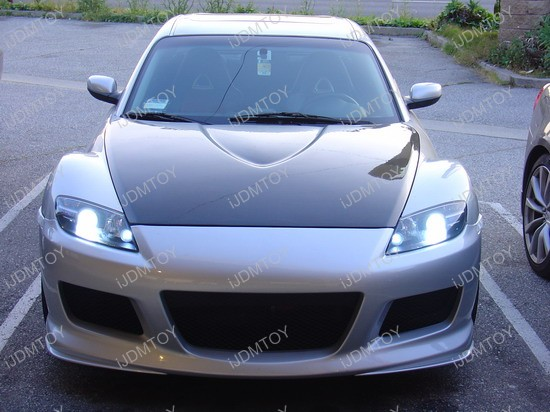 Mazda - RX - 8 - HID - LED - light - bulbs - 1